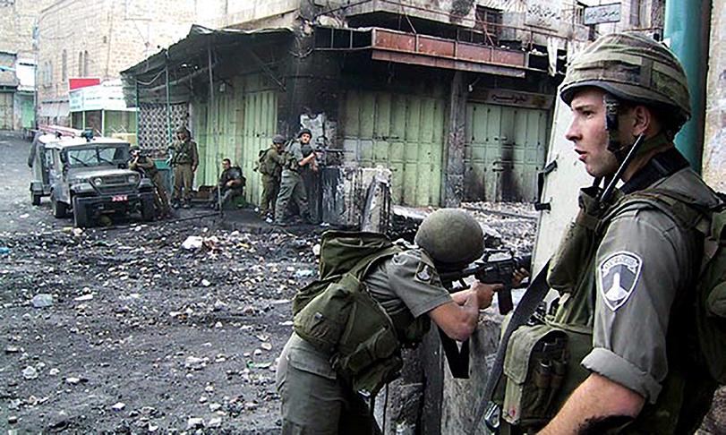 Exposing IDF Home Invasions in the West Bank