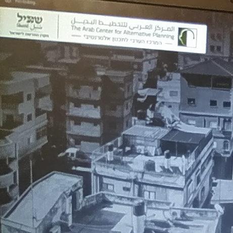 Putting Palestinian-Israeli Housing Rights on the Agenda