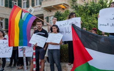 Fighting for LGBTQ Palestinians